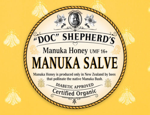 """Doc Shephard's"" Manuca Honey"